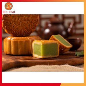 Bánh Trung Thu nhân trà xanh 170g