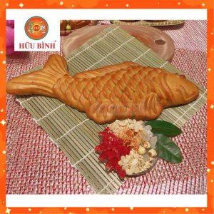 Bánh Trung Thu Cá Chép 680g nhân thập cẩm