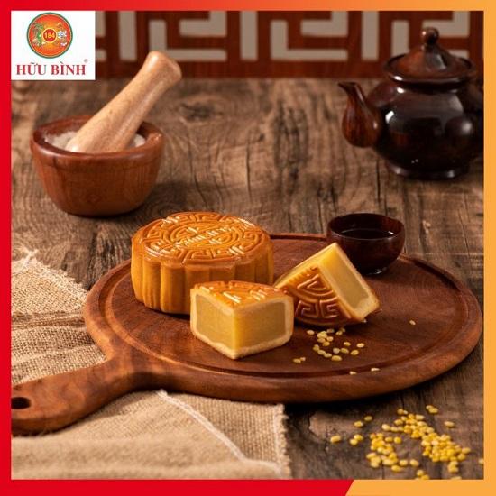 Bánh Trung Thu nhân đậu xanh 170g