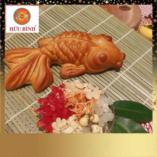 Bánh Trung Thu Cá Vàng 270g